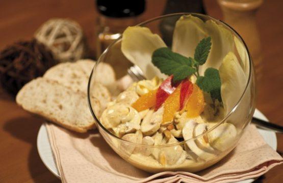 Pilz-Rezept: Champignon-Salat