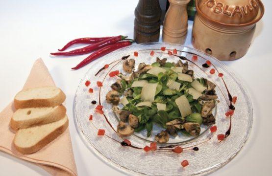 Pilz-Rezept: Rapunzel mit Pilzen