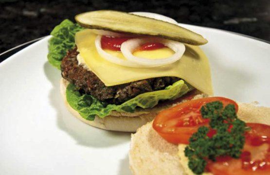 Pilz-Rezept: Vegetarische Pilzburger