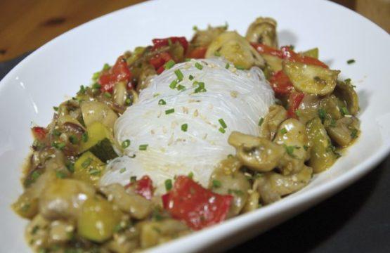 Pilzrezept: Vegetarische Pilzpfanne
